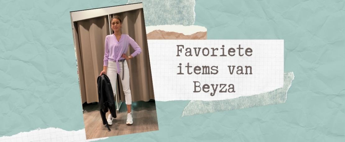 De favoriete items van Beyza