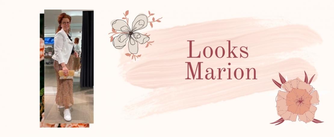 De favoriete items van Marion