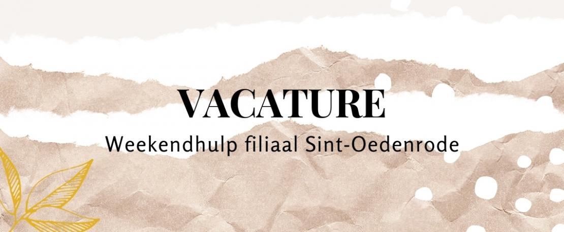 Weekendhulp Sint-Oedenrode 5 uur