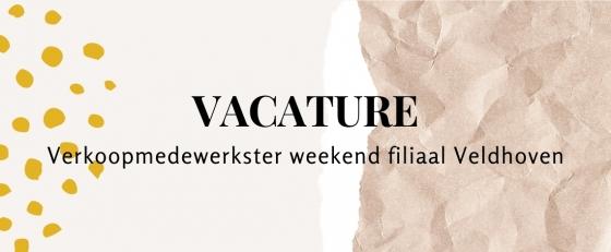 Weekendhulp / Verkoopmedewerkster Veldhoven