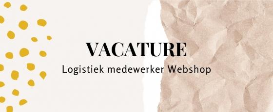 Logistiek medewerker Webshop 32-38 uur