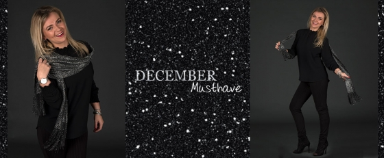 December Musthaves