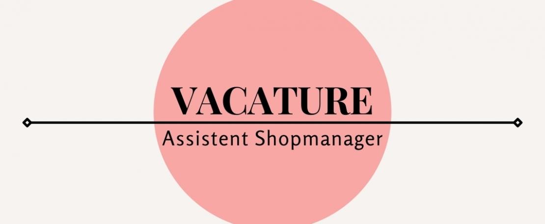 Assistent Shopmanager