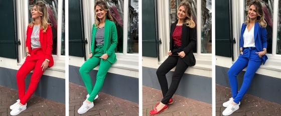 Trend Alert: Two-piece suits