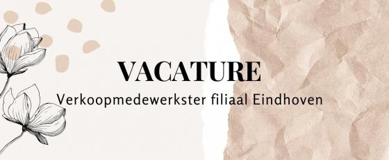Verkoopmedewerkster Eindhoven 15 uur