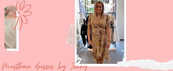 Musthave dresses by Jenny